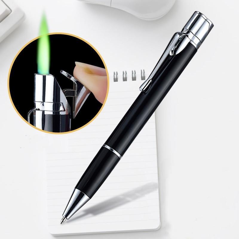 Creative Signature Pen Pocket Lighter