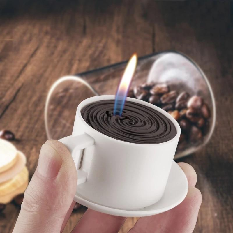Coffee Cup Fire Lighter