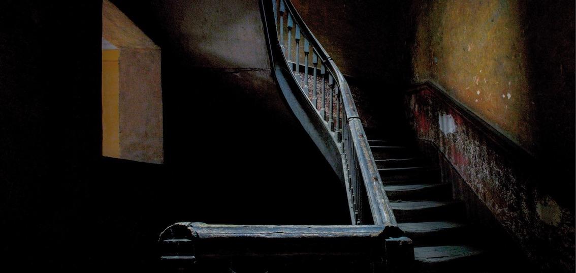 old georgian staircase