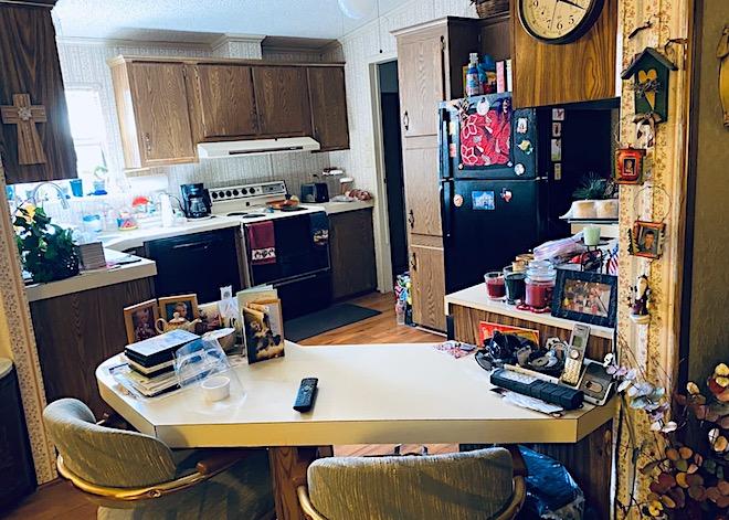 texan home kitchen