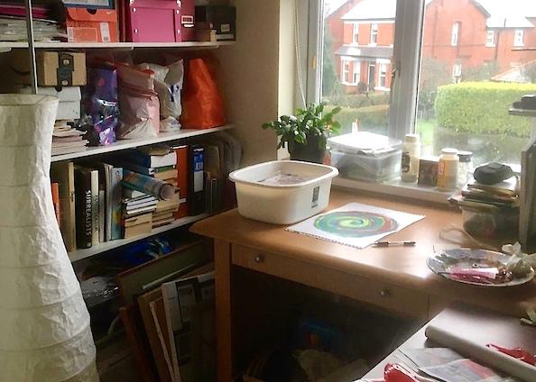 creative area in home