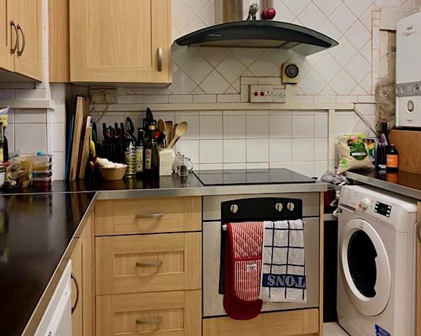 tidy kitchen life