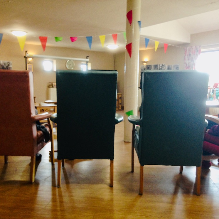 3 chairs for lifetime in home
