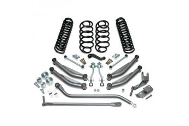 Full Traction Suspension 4 InchUltimate Short Arm Lift Kit
