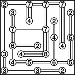 Buy Hashi logic puzzles from Any Puzzle Media