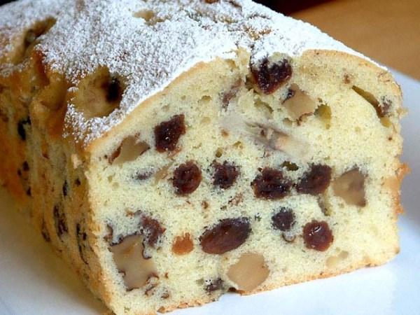 How to make Pound Cake with Dried Fruit Fruitcake recipe