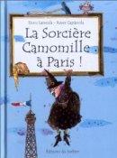 La sorcière Camomille à Paris
