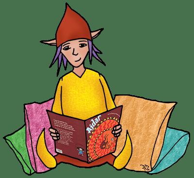 PoZie et la lecture