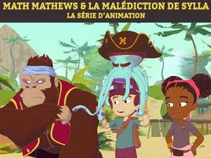Math Mathews série d'animation