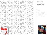 Data-art à la manière de Dahan - cahier de création