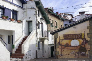 Basque Fishing Village