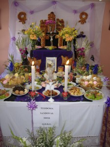 Table of Remembrance