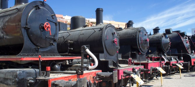 The Catalonia Railway Museum