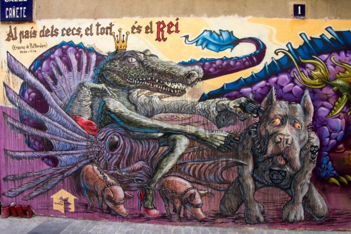Valencia Murals