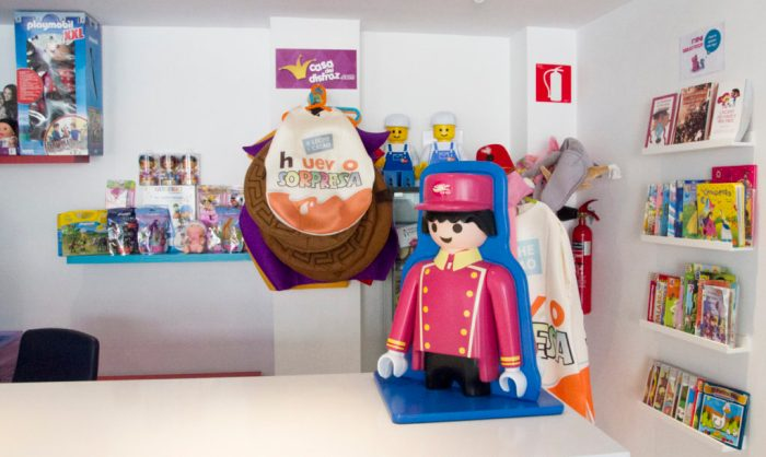 Toy Hotel in Ibi