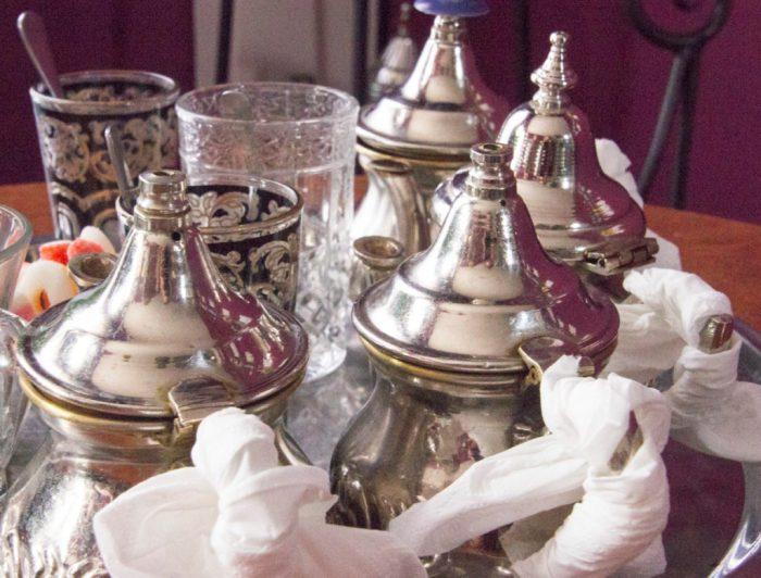 Tea in Ibi