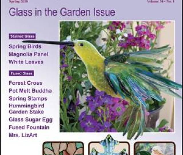 Glass Patterns Quarterly Spring