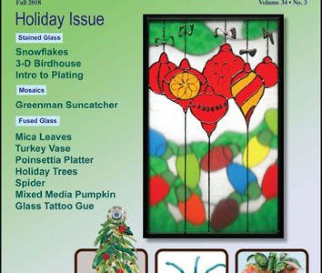 Glass Patterns Quarterly Fall