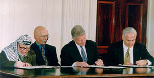 Bill Clinton - left-handed president