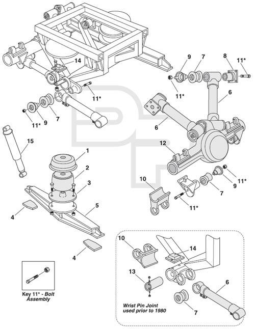 600 Series Truck Suspension: AnythingTruck.com, Truck