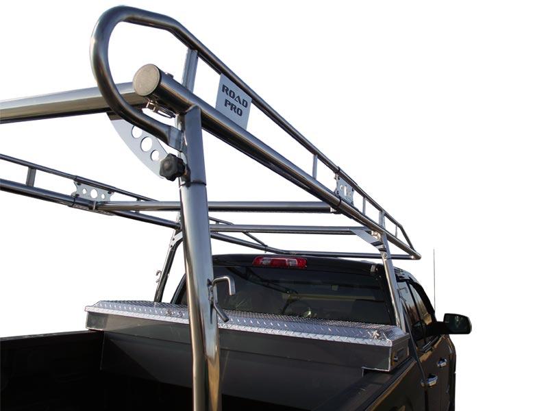 lifetime stainless steel ladder rack