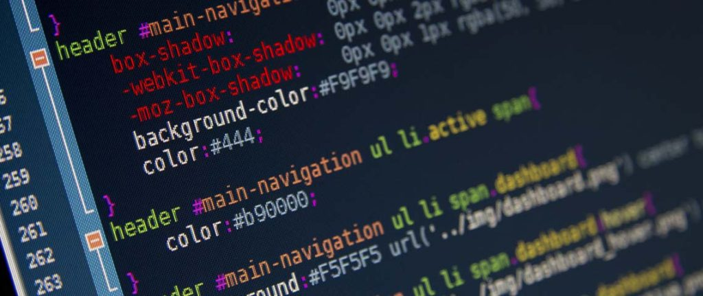 HTML and CSS codeing