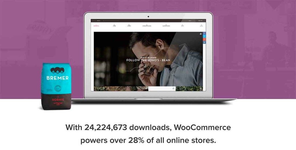 WooCommerce Powering One Third of the Worlds Online Stores Around the World