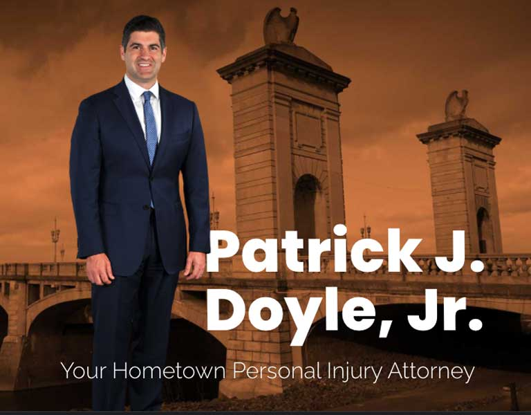 Pat Doyle   Anzalone Law Offices, LLC   Personal Injury Attorneys