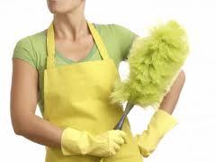 Colf: addetta alla casa e alle pulizia domestiche