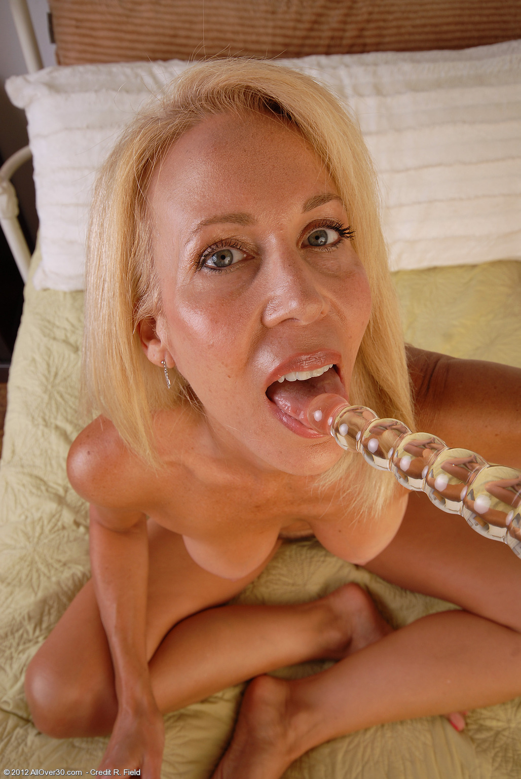 Erica Big Glass Toy at AllOver30 Free