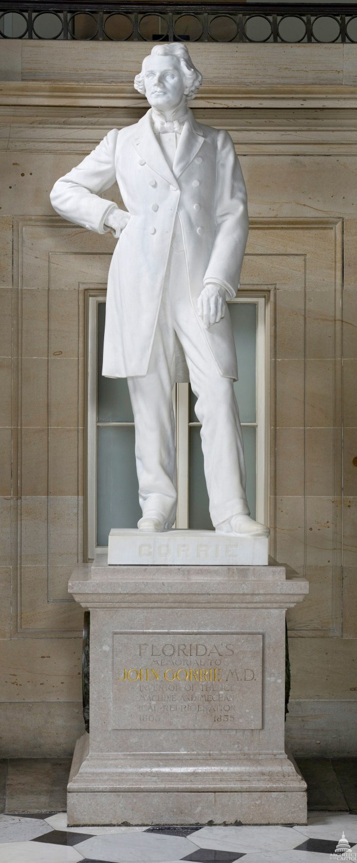 John Gorrie Architect Of Capitol