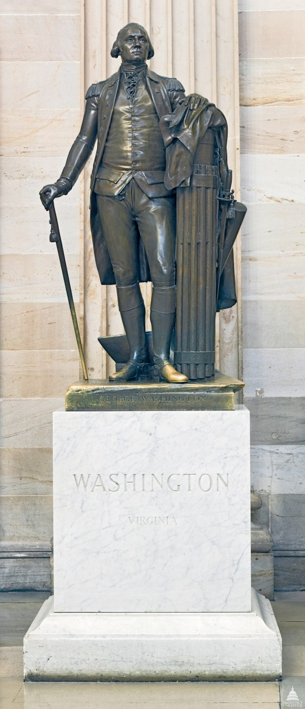 George Washington Architect Of Capitol