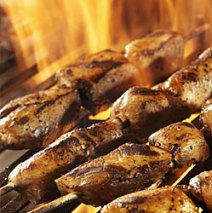 BBQ-arrangementen: BBQ Pakket 2