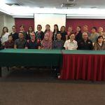 AMRO Course - Miri Group Photo