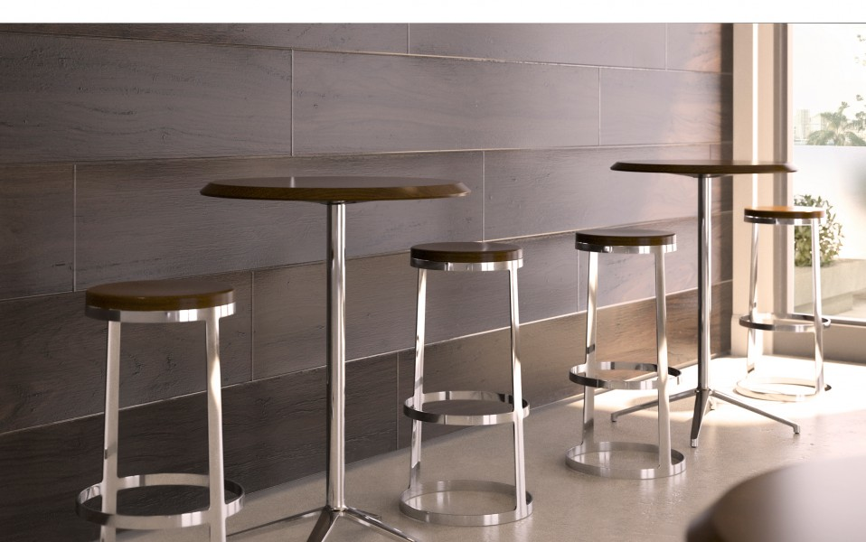 Story Folding Bar Height Table  Arenson Office Furnishings
