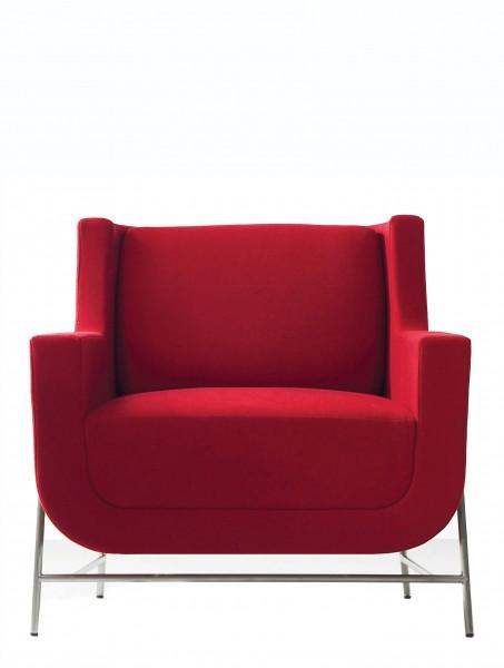 Ski Lounge Club Chair  Arenson Office Furnishings