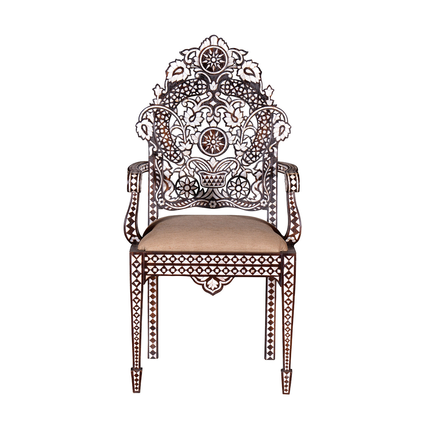 a chair for my mother best balance ball pearl inlay of arm by art old