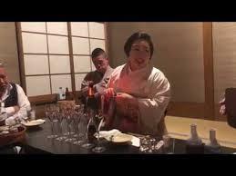 浅草お茶屋でのパーティでした