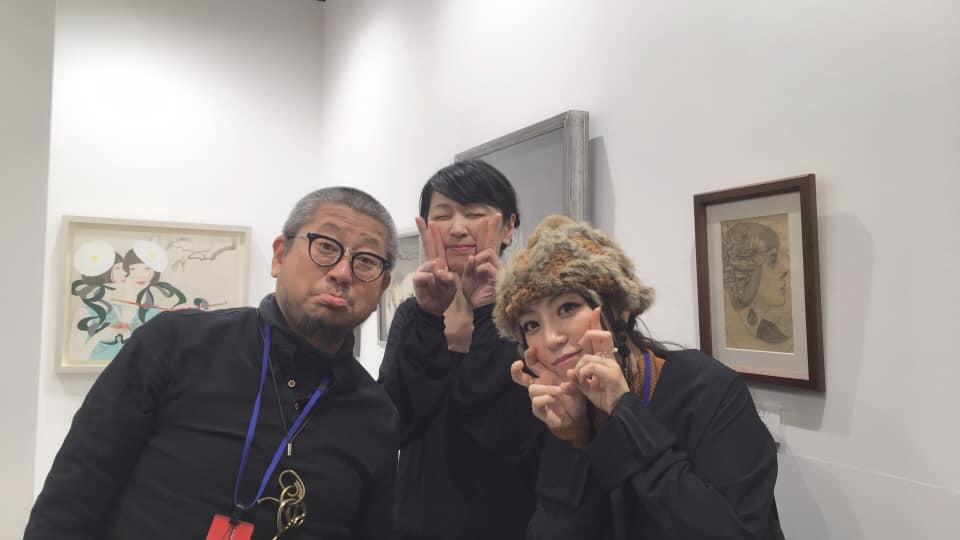 アートフェア東京終了しました