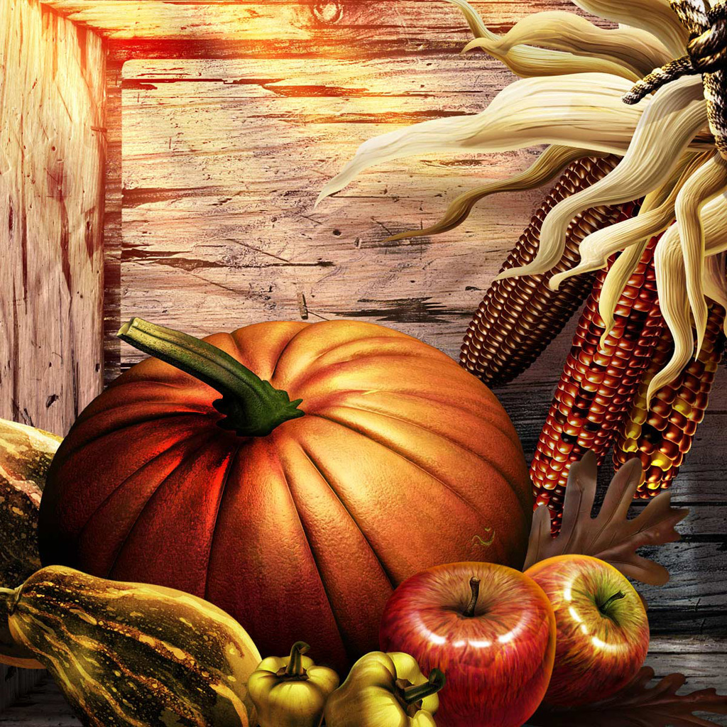 Fall Harvest Wallpaper Backgrounds Free Thanksgiving Wallpapers For Ipad Bumper Harvest