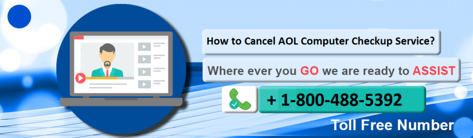 Cancel AOL Computer Check-Up Service