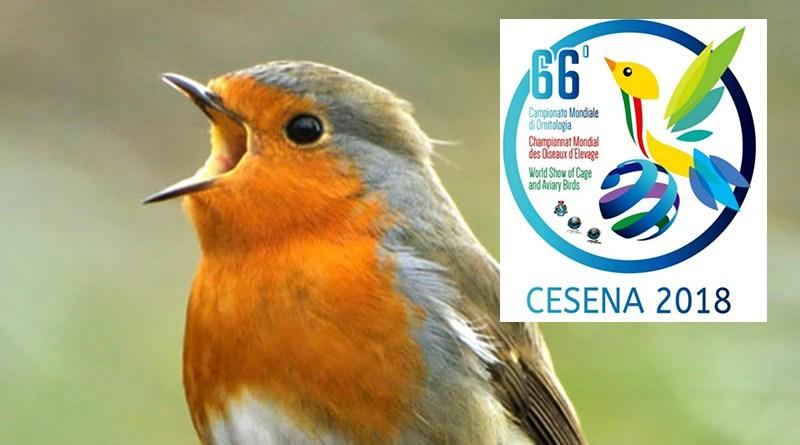 66 Campionato Mondiale Ornitologia