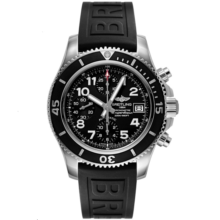Replica Breitling Superocean Chronograph 42mm Black Dial A13311C9.BE93.150S.A18S.1