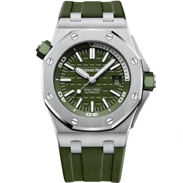 Replica Audemars Piguet Royal Oak Offshore Diver 15710ST.OO.A052CA.01