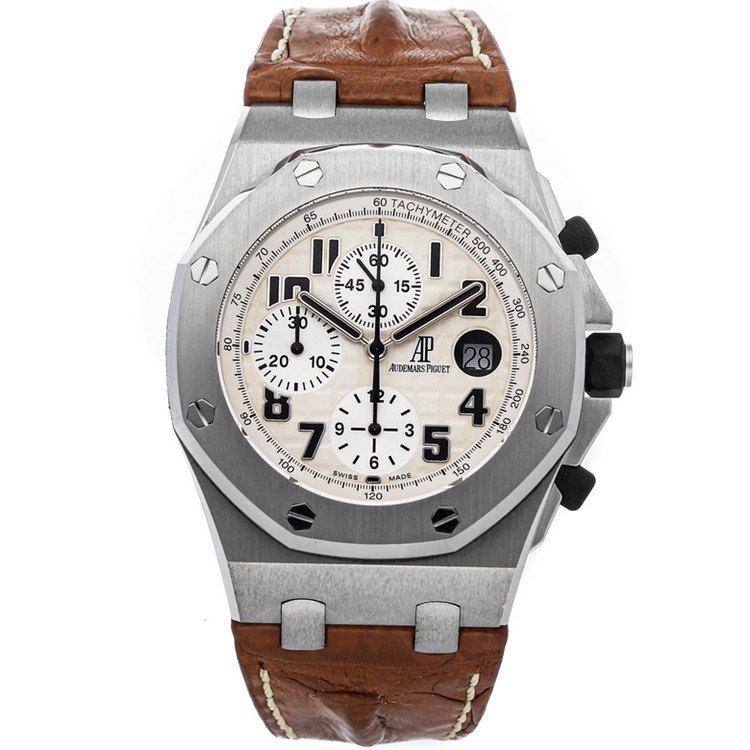 Replica Audemars Piguet Royal Oak Offshore Safari Chronograph 26170ST.OO.D091CR.01