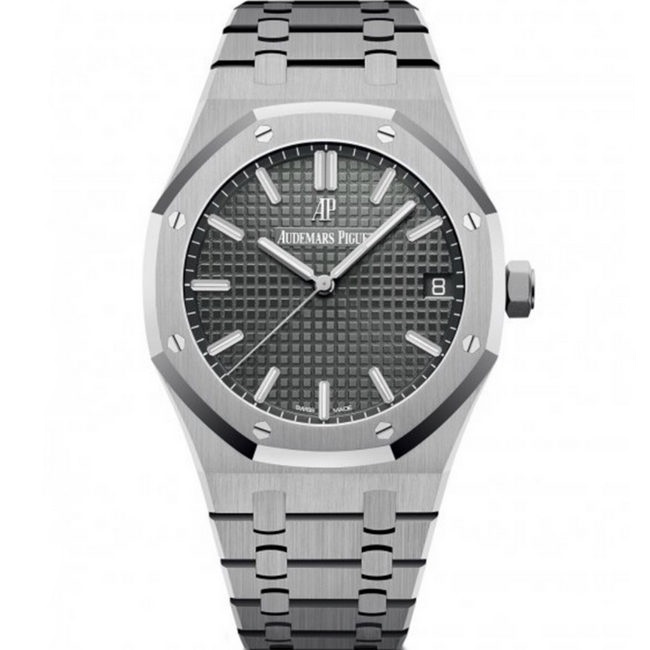 Replica Audemars Piguet Royal Oak Automatic Grey Dial 15500ST.OO.1220ST.02