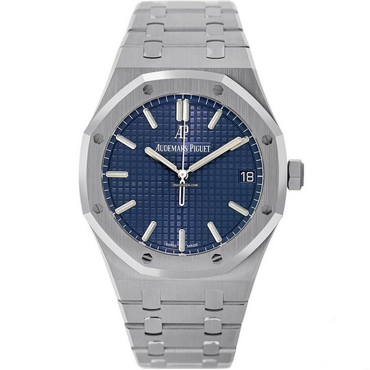 Replica Audemars Piguet Royal Oak Automatic Blue Dial 15500ST.OO.1220ST.01