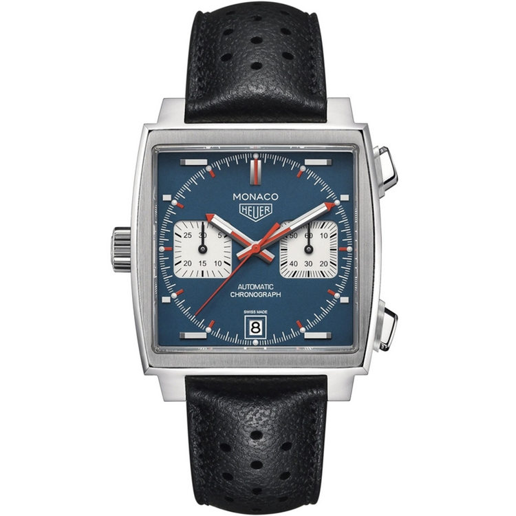 Replica TAG Heuer Monaco Calibre 11 Chronograph Steve McQeen CAW211P.FC6356 Watch