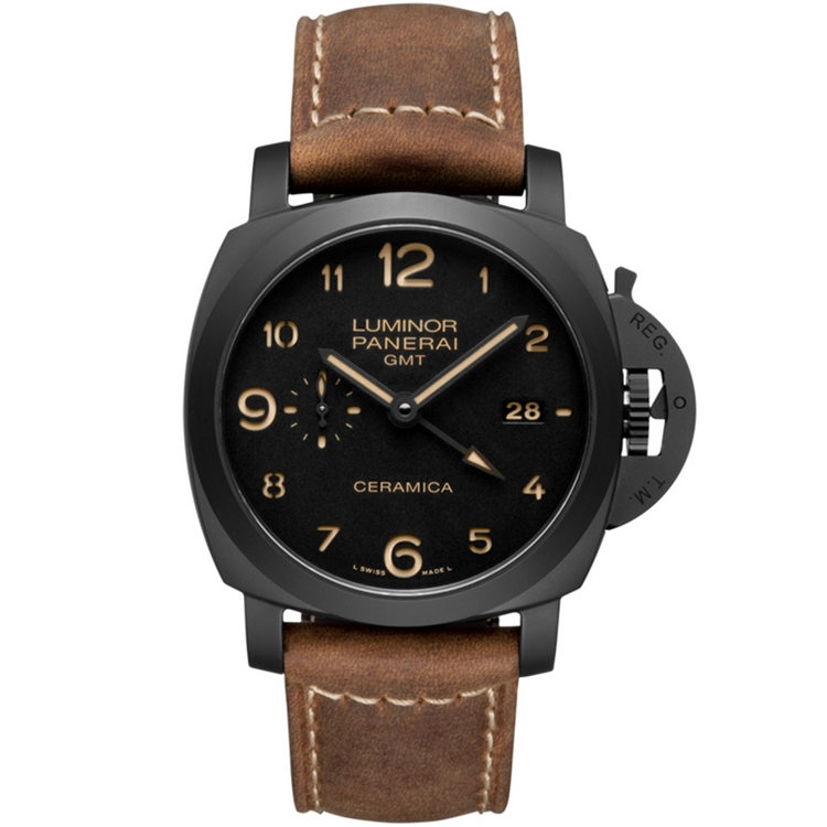 Replica Panerai Luminor 1950 3 Days GMT Ceramica PAM00441 Watch