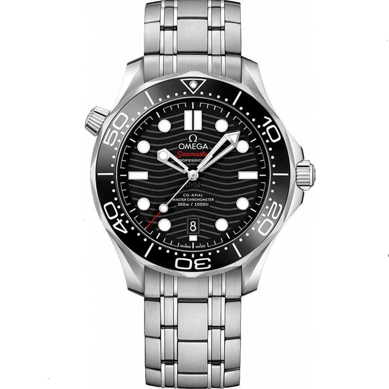 Replica Omega Seamaster Diver 300M 42mm Black Dial 210.30.42.20.01.001